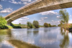 Bridge Frame by bojar