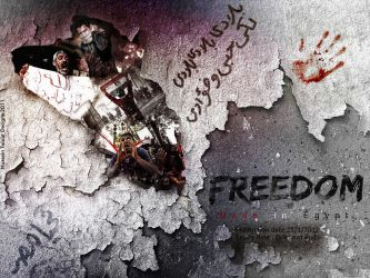 Freedom Made in Egypt by Se7s1989