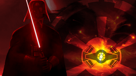 Darth Vader: Unbreakable by Electricboa