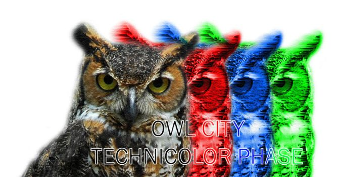 Owl City - Technicolor Phase by Doubledome