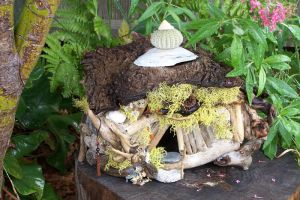2nd Faery House completed by sevenwillow