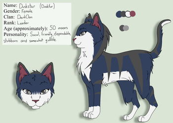 Duskstar Reference- Outdated by drawingwolf17