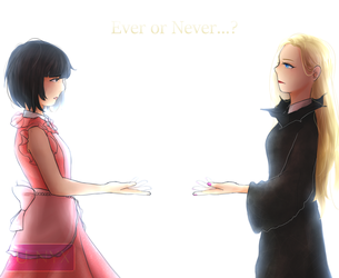 TSFGAE : Ever or Never? by Blaze30599