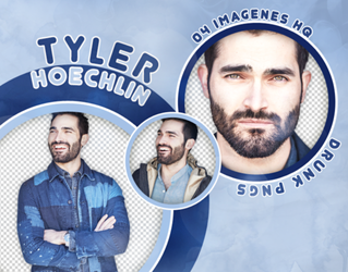 PACK PNG 81 /// TYLER HOECHLIN. by DRUNK-PNGS