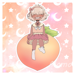 Padparadscha by spicymomo