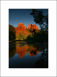 Cathedral Rock Reflections by AcousticAlchemy