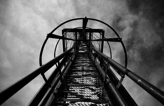 The stairs by karp