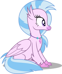 Vector #907 - Silverstream #2 by DashieSparkle