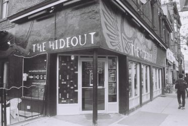 The Hideout, By Day by Neville6000