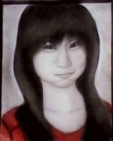 2013 drawing - sarah :) by nielopena