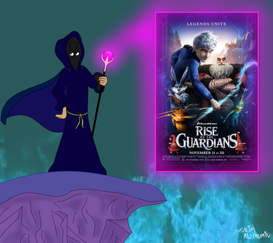 Cloaked Critic Reviews Rise of the Guardians by TheUnisonReturns