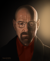 Walter White by Dreamz-of-Twilight