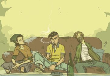 Hipster Eds by bloochikin
