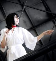 Kuchiki Rukia Prisoner Cosplay - Butterfly of Hope by SailorMappy