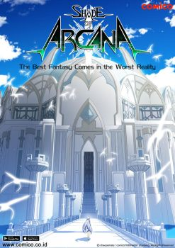 Sahde of Arcana_Temple of Velisia by dream-of-abell