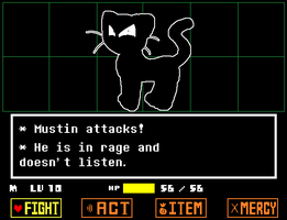 Mustin encounter (Genocide) by DummyHeart