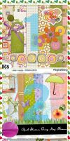 Collection of Scrapkits by YoonAsGeneration