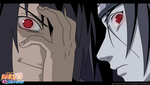 Uchiha Brothers Mangekyo Sharingan v2 by mike-rmb