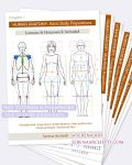 Anatomy Body Proportion Tutorial and Homework by smilinweapon