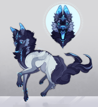 Adopt auction #5 [OPEN] by onlDaff