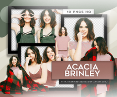 Photopack PNG - Acacia Brinley #18 by MarinaDiaz2002