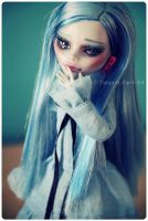 Monster High Ghoulia by spiti84