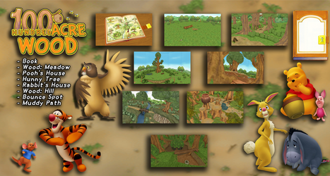 100 Acre Wood   Download by whitepaopu