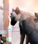 The last Guardian - Trico and the Boy