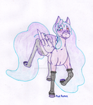 Lavender Miracle: Art trade on Amino Equestria by 0PinkPepper0