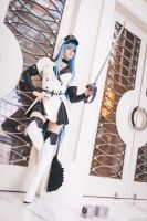 Esdeath by Bamz-OSully
