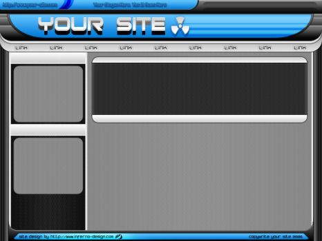 Omega Blue Free Layout by coryw68122