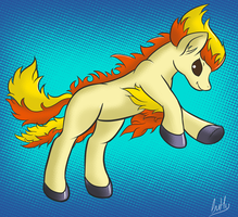 Ponyta by do-it-yourself