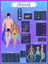 Elvenoids: Closed Species by Marushi-Dracul