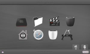 Nano icon set - Dock icon by iAmFreeman