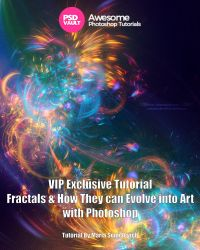 Fractals and How They can Evolve into Art by MariaSemelevich