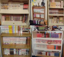 My little manga Collection by tamaki-holic