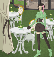BE: Garden Party by blueToaster