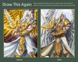 Draw This Again Contest: Maximilian by Kao-Valer