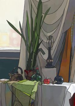 Still Life by o-OopsS