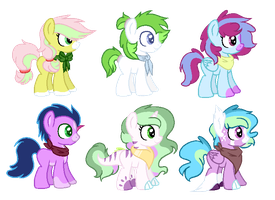 Pony Shipping Adopts 2# [CLOSED] by Pikadopts