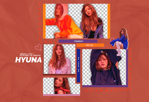 +Pack Png 4Minute|Hyuna 03 by Pohminit
