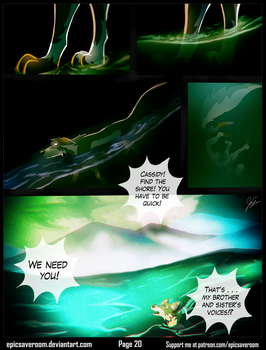 Fallen World - Page 20 - Vision of Fates Part 1 by EpicSaveRoom