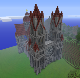 Cathedral - Progress by phonophobie