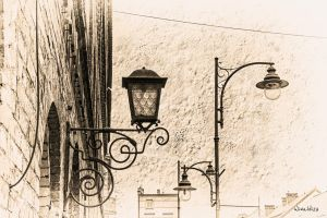 Street lights by wiwaldi24