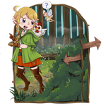 Linkle is Lost!...Again! by Deku-Scrub