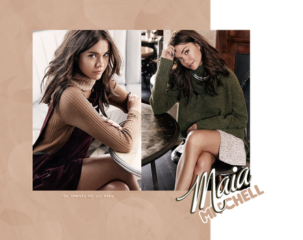 //PHOTOPACK 504 - MAIA MITCHELL// by BIRDY-PHOTOPACKS