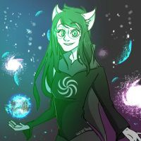 Witch of Space by Katze-Doshi