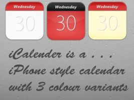 iCalendar by Sufyaan7