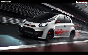 Nissan Micra by CypoDesign
