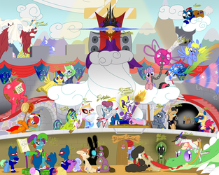 The Royal COurt - Finished by FacelessJr